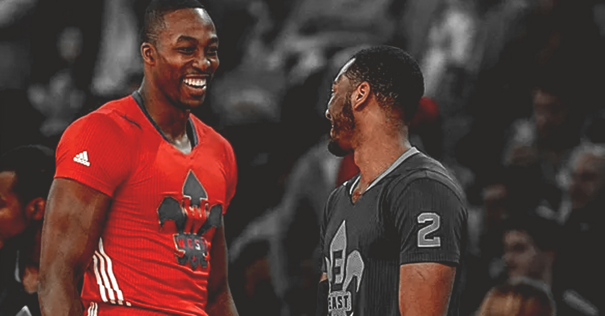Dwight Howard, John Wall, Wizards