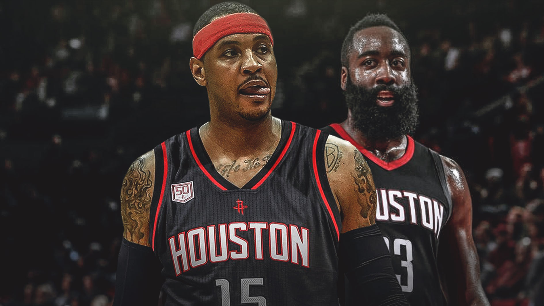 carmelo anthony, james harden
