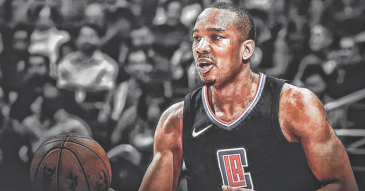 Avery Bradley, Clippers