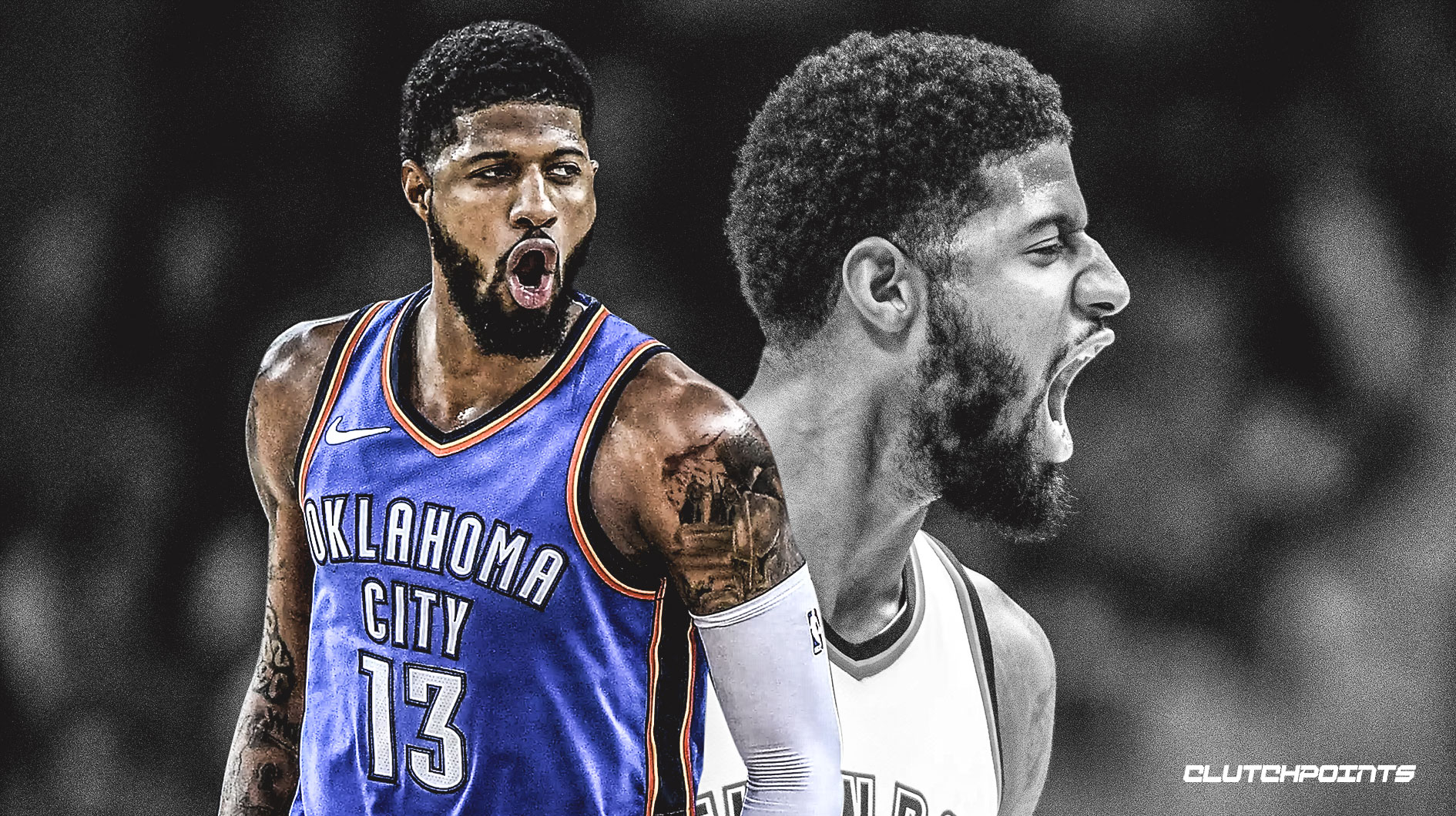 Paul George, Thunder