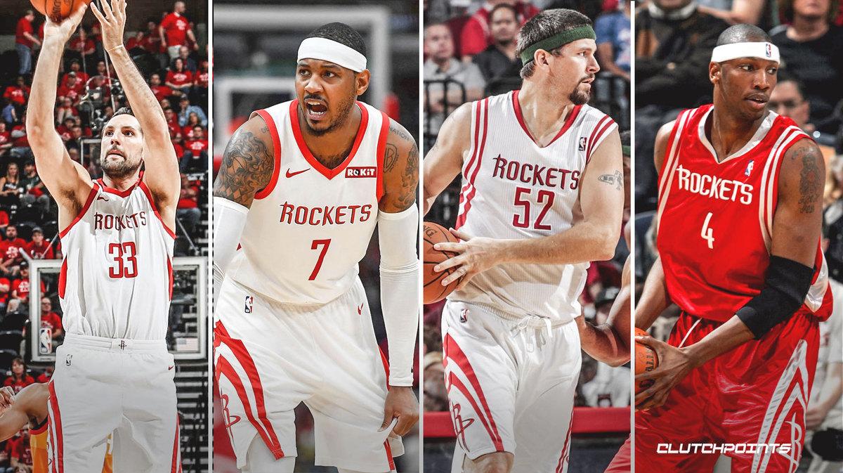 Houston Rockets, worst free agent signings